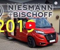 Niesmann+Bischoff 2019 - Anteprime Camper - Motorhome Preview