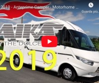 Laika 2019 - Anteprime Camper - Motorhome Preview