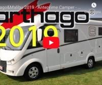 Carthago&Malibu 2019 - Anteprime Camper - Motorhome Preview