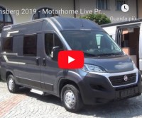 Weinsberg 2019 - Motorhome Live Preview CaraTour 540 MQ
