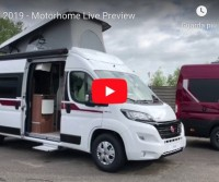Pilote 2019 - Motorhome Live Preview
