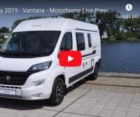 Hobby 2019 - Vantana - Motorhome Live Preview