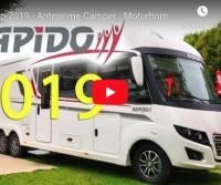 Rapido 2019 - Anteprime Camper - Motorhome Preview