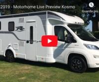 Laika 2019 - Motorhome Live Preview Kosmo