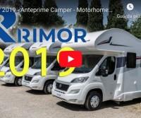 Rimor 2019 - Anteprime Camper