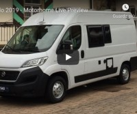 Carado 2019 - Motorhome Live Preview