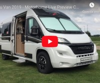 Malibu Van 2019 - Motorhome Live Preview Charming GT 640
