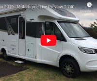Frankia 2019 - Motorhome Live Preview T 7400 GD