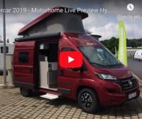 Hymercar 2019 - Motorhome Live Preview Hymercar Free 602