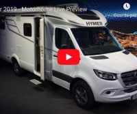 Hymer 2019 - Motorhome Live Preview