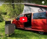 Pössl Campster – CamperOnTest
