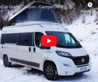 HymerCar Grand Canyon - CamperOnTest Special