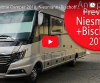 Anteprime Camper 2018: Niesmann+Bischoff