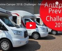 Anteprime Camper 2018: Challenger