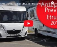 Anteprime Camper 2018: Etrusco