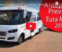 Anteprime Camper 2018: Eura Mobil