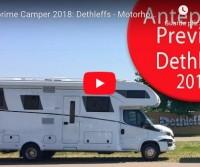 Anteprime Camper 2018: Dethleffs