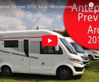 Anteprime Camper 2018: Arca