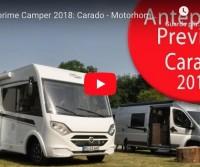 Anteprime Camper 2018: Carado