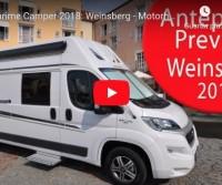 Anteprime Camper 2018: Weinsberg