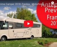 Anteprime Camper 2018: Frankia