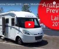Anteprime Camper 2018: Laika