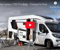 Bürstner Lyseo t 700 Privilège – CamperOnTest