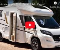 Anteprime camper 2017: Eura Mobil