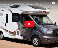 Anteprime camper 2017: Challenger