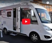 Anteprime camper 2017: Hymer