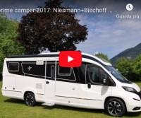 Anteprime camper 2017: Niesmann+Bischoff