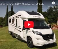 Anteprime camper 2017: Mobilvetta