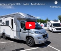 Anteprime camper 2017: Laika