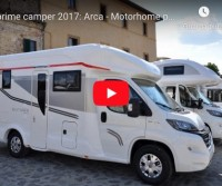 Anteprime camper 2017: Arca