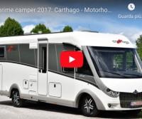 Anteprime camper 2017: Carthago