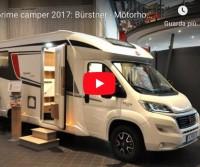 Anteprime camper 2017: Bürstner