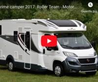 Anteprime camper 2017: Roller Team