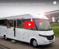 Anteprime camper 2017: Frankia