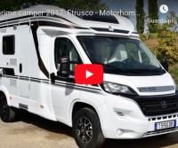 Anteprime camper 2017: Etrusco - Motorhome previews 2017: Etrusco