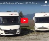 Carthago VS Carthago: C-Tourer I 150 VS C-Line II I 5.0