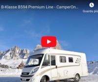 Hymer B-Klasse B594 Premium Line – CamperOnTest