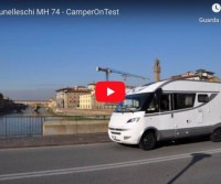 P.L.A. Brunelleschi MH 74 – CamperOnTest