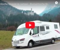 Romantische Strasse in camper - Romantische Strasse by motorhome