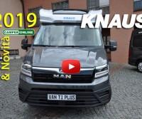 Knaus 2019 - Anteprime Camper - Motorhome Preview