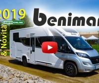 Benimar 2019 - Anteprime Camper - Motorhome Preview