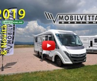 Mobilvetta 2019 - Anteprime Camper - Motorhome Preview