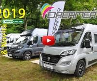 Dreamer 2019 - Anteprime Camper - Motorhome Preview