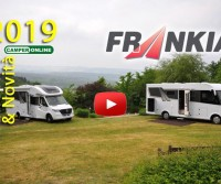 Frankia 2019 - Anteprime Camper - Motorhome Preview