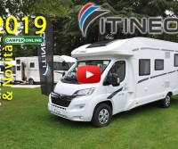 Itineo 2019 - Anteprime Camper - Motorhome Preview