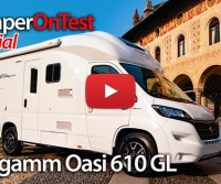 Wingamm Oasi 610 GL - CamperOnTest Special